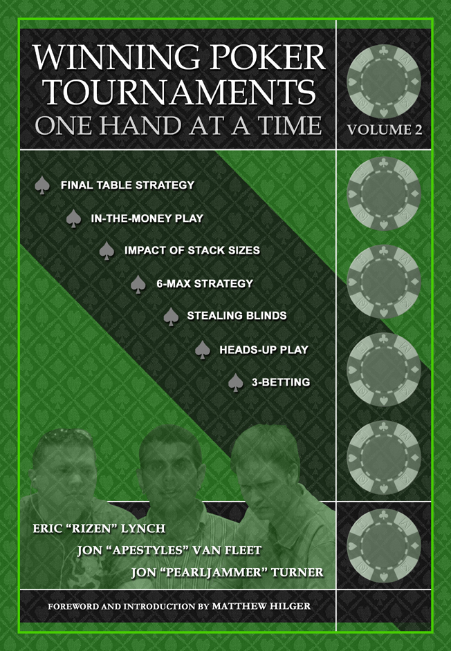 Winning Poker Tournaments Volume II